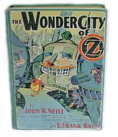 L Frank Baum S Oz Books