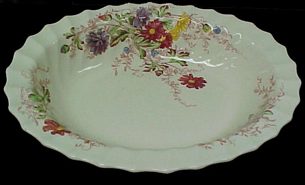 Spode Fairy Dell Platter