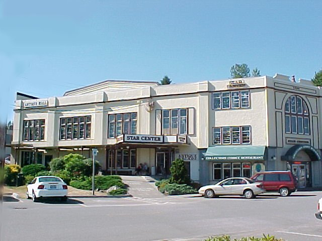 Star Center Antique Mall, Snohomish, WA