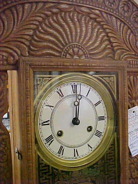 Clocksvintageandmodern