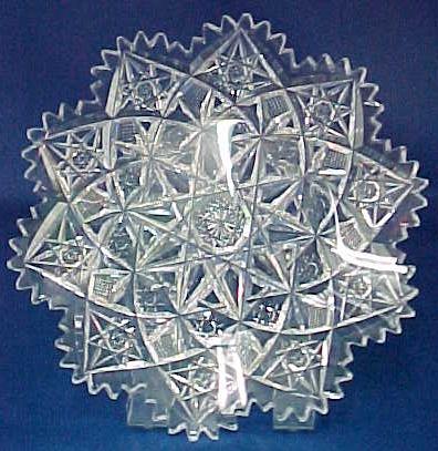 Cutglassreproductions Gorgeous Cut Glass Patterns Identification