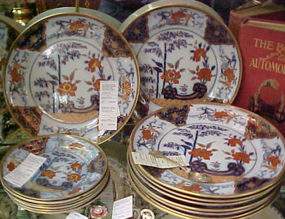 English Masonu0027s  Black Chinoiserie  dinnerware & dinnerwarepotteryporcelainvintagederbystaffordshirefitzhughbluewhiteantiquestarcentermall12.jpg