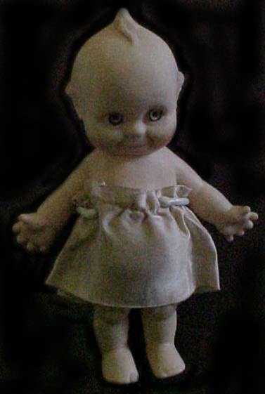 Rose ONeill Signed Kewpie