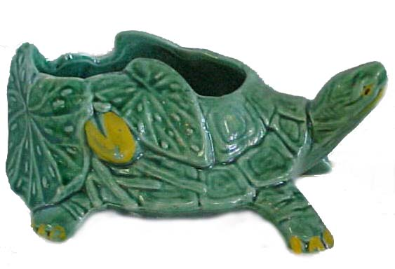 McCoy Turtle Planter