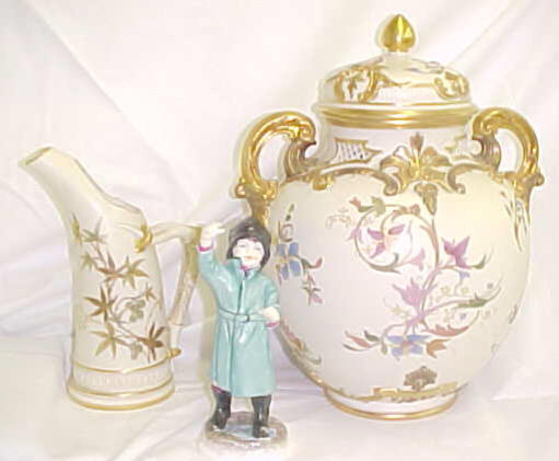 Porcelana Real De Worcester