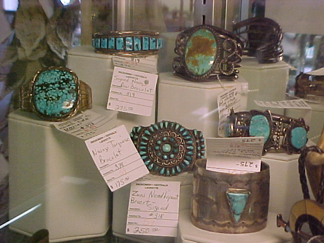 turquoisevintagejewelrystarcenterantiquemall
